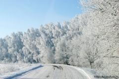 зимние пейзажи 30