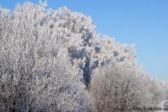 зимние пейзажи 36