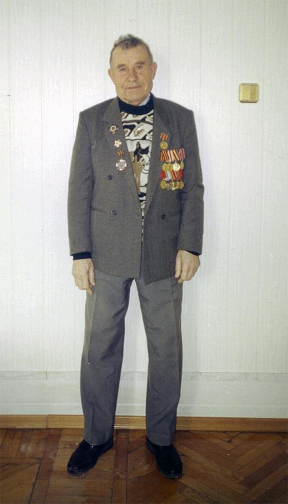 Василий Степанович Меркулов