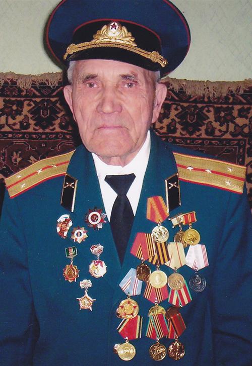Клочков Сергей Михайлович