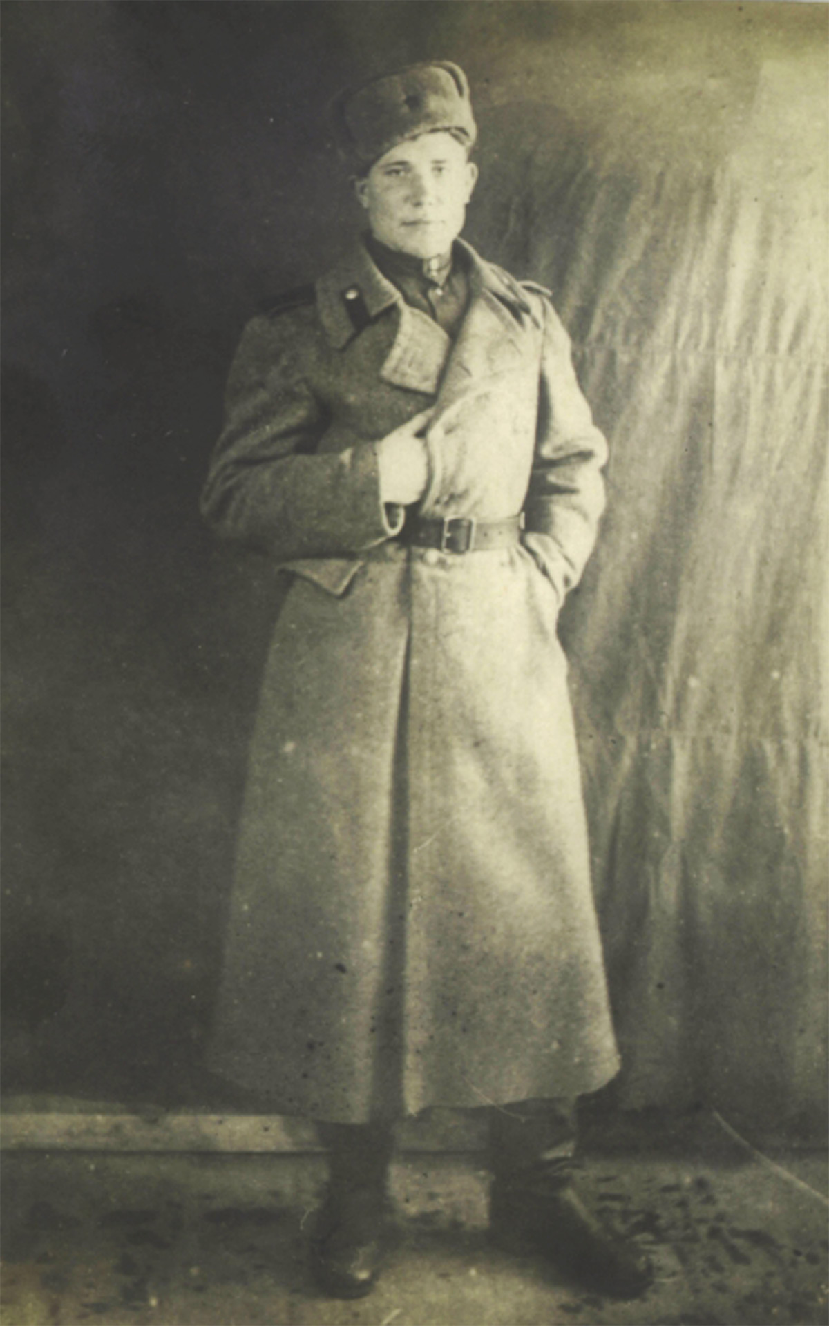Меркулов Василий Степанович