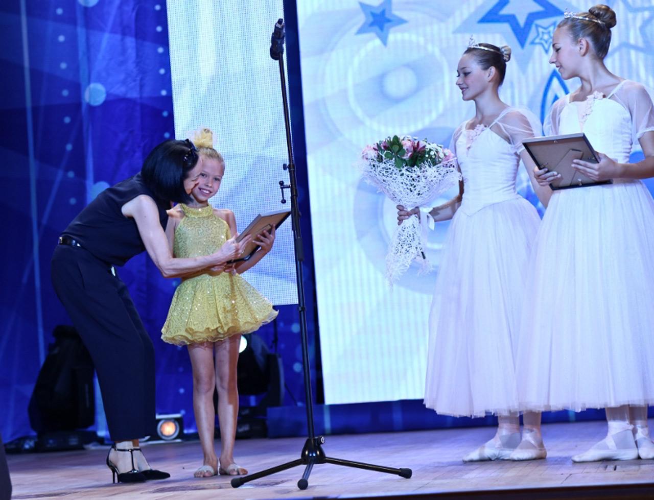 Награждение В. Внукова