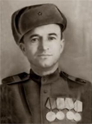 Фёдор Никифорович Супонин