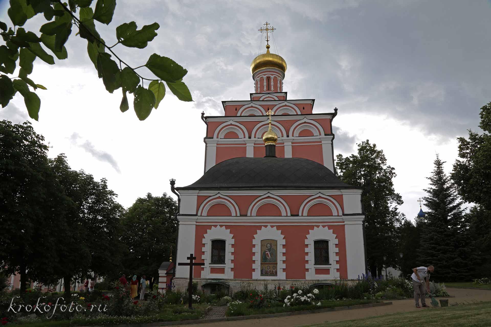 Успенский собор 1870 год