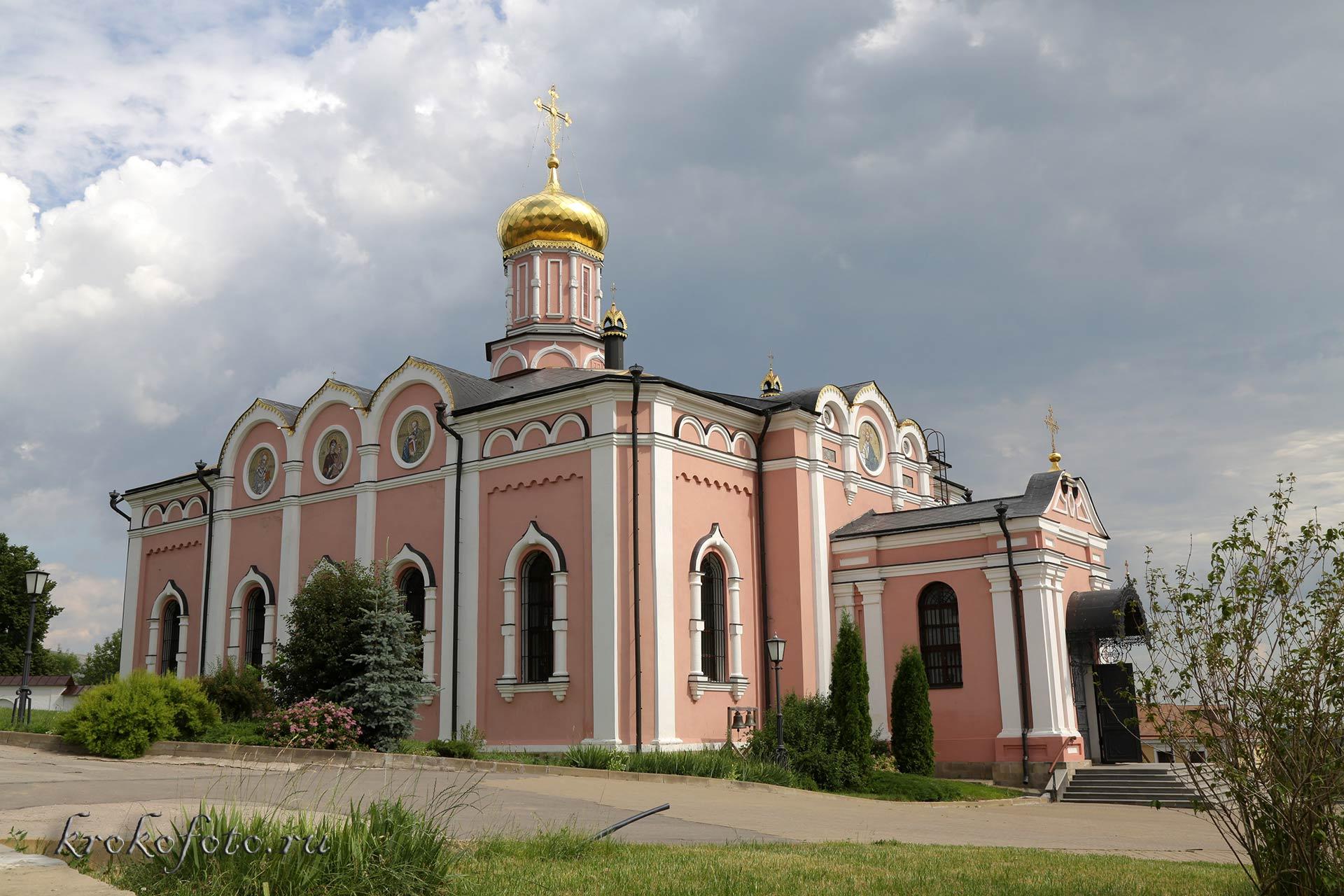 Успенский собор 1870 года