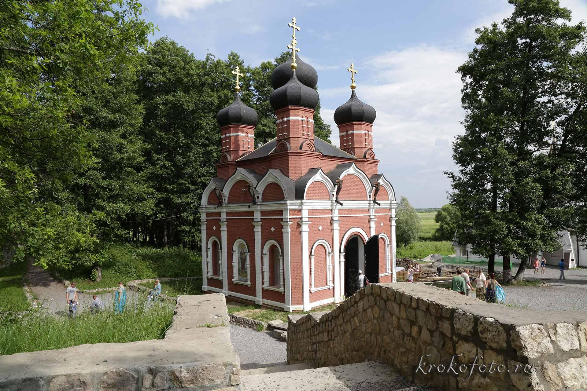монастырь 37