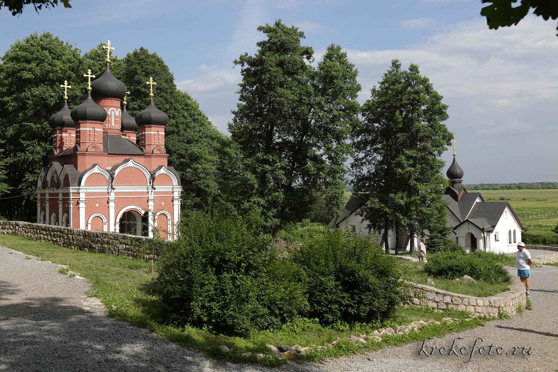 монастырь 39