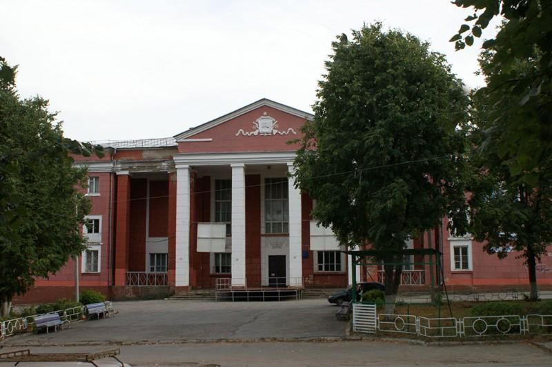 Дворец Культуры города Советск