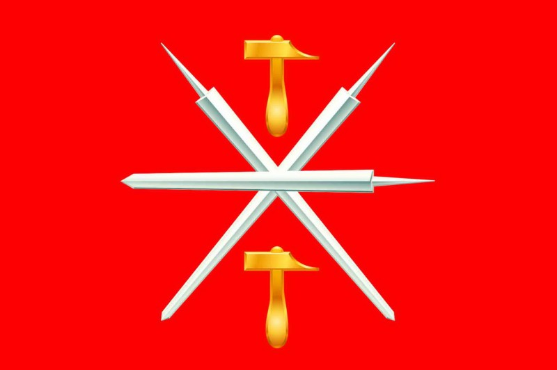 Тульская область флаг тульской