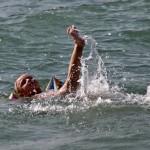 юный плавец