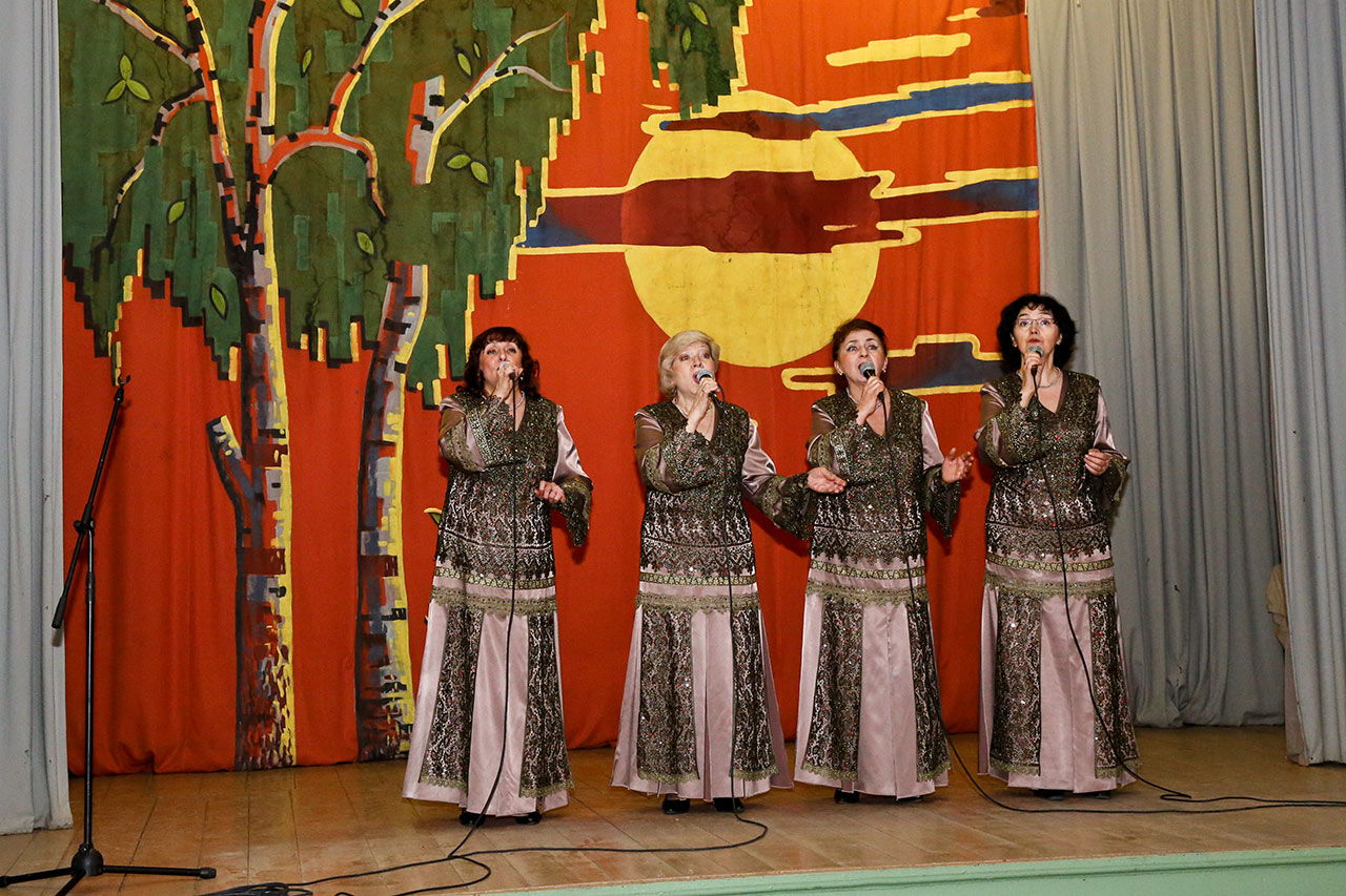 вокальный коллектив «Россиянка»