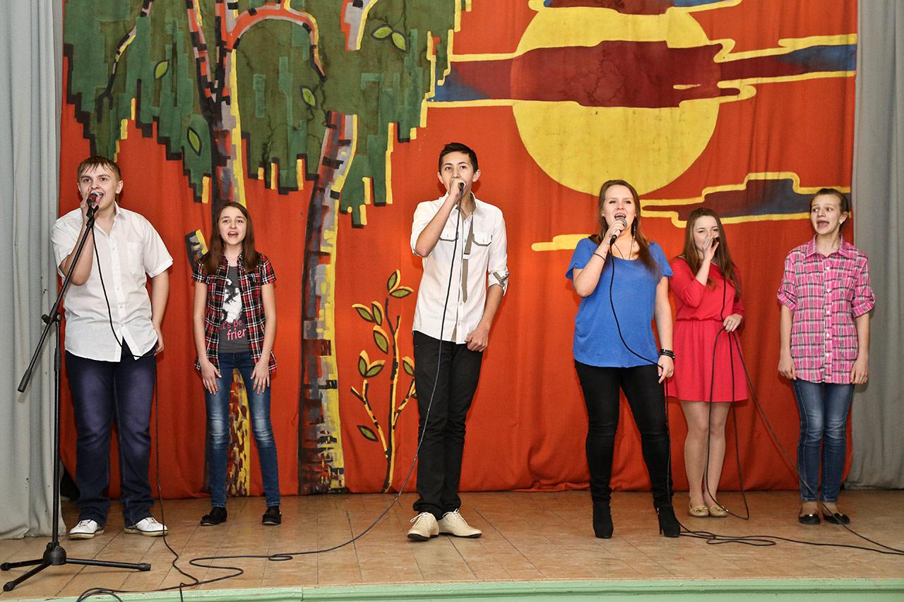 вокальный коллектив «Гармония»