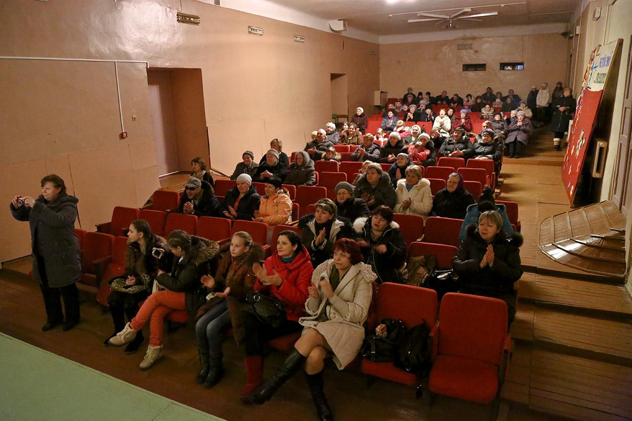 Дом Культуры посёлка Крапивна