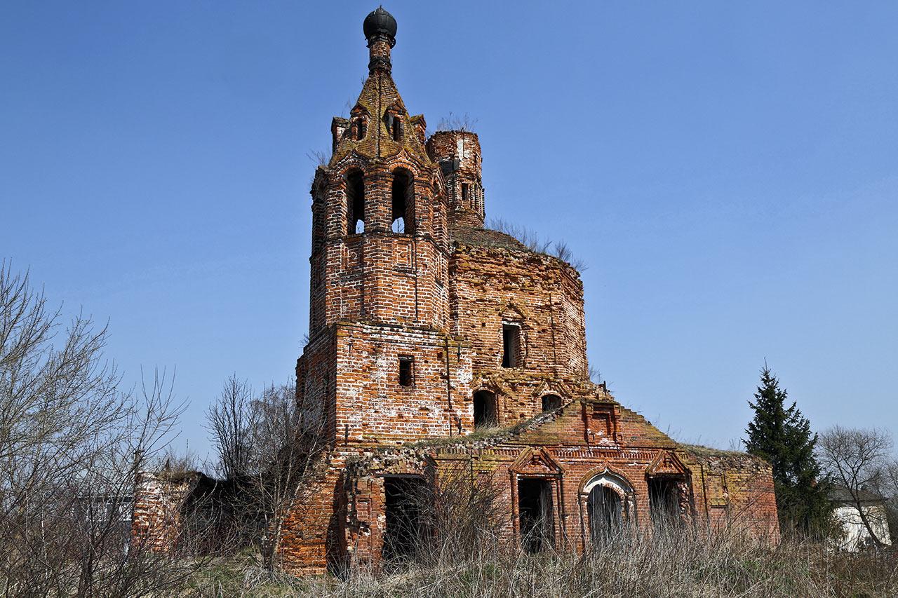 Церковь Воскресения Словущего