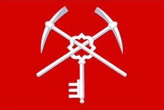 флаг города Щёкино