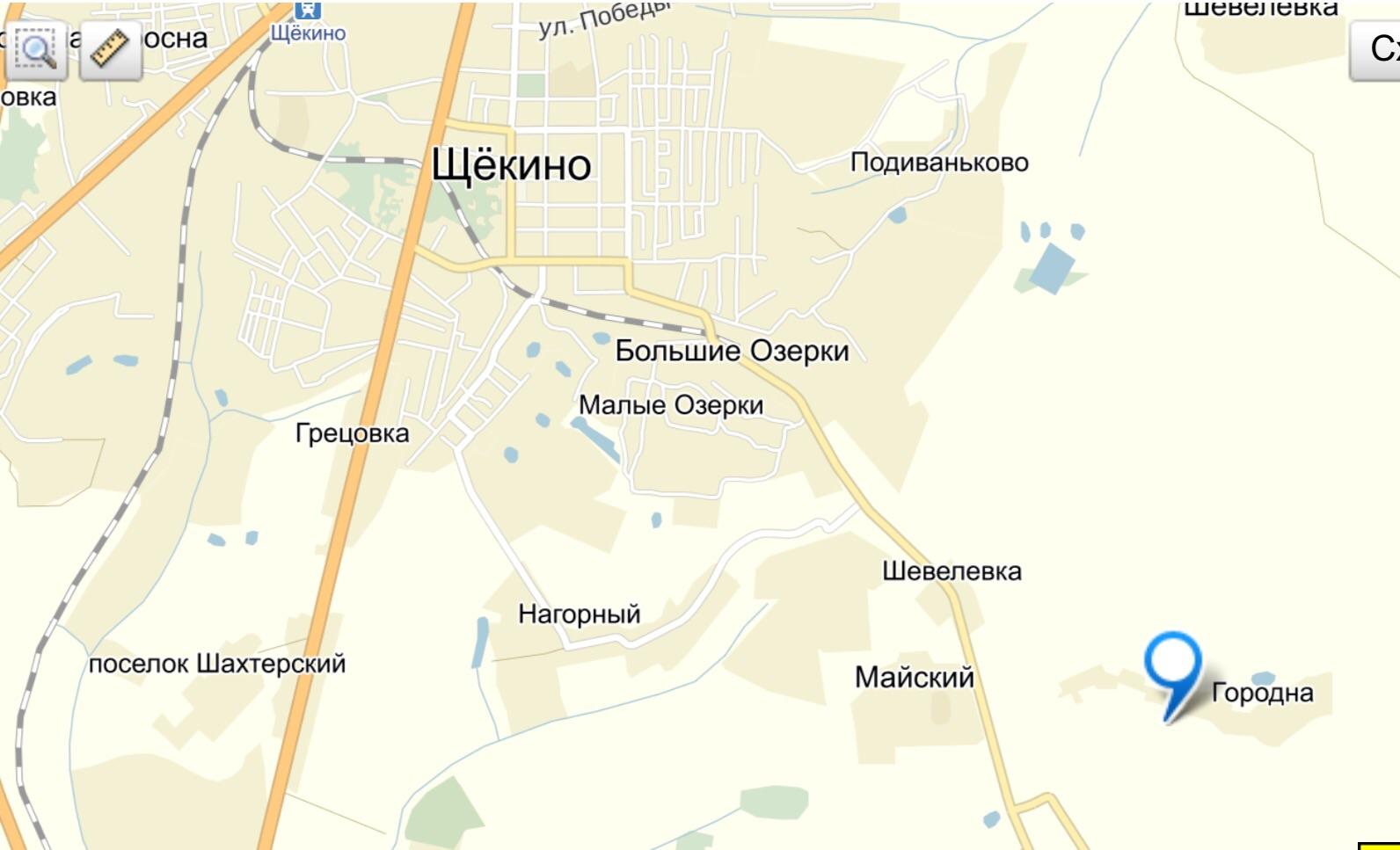 деревня Городна